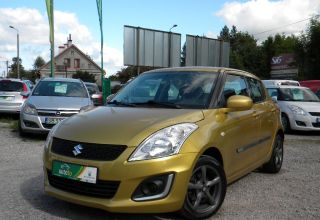 Suzuki Swift 1,25 benz